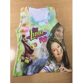 Camisetas Estilo Soy Luna