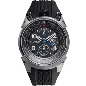 Relógio Orient Masculino Flytech Mbtpc003-p2px - ( Nfe )