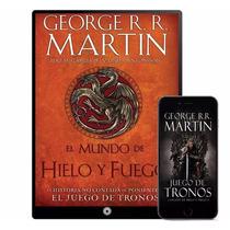 Juego De Tronos De George R. R. Martin 30 Libros - Digital
