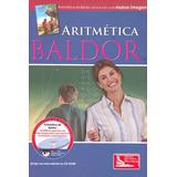 Libro Aritmética De Baldor C/cd Ed Patria