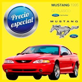 Ford Mustang 2p Lujo V6 Es Automático Gt Colección 1995