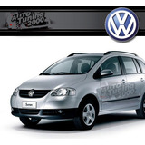 Barras Portaequipaje Vw Suran - Gol Country - Golf Variant