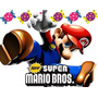 Kit Imprimible Candy Bar Golosinas De Mario Bross Unico