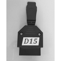 Rasther 3 - Conector D15 Psa Peugeot 2 Pinos