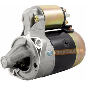 Motor Arranque Partida Empilhadeira Nissan Komatsu Tcm H20