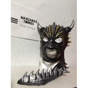 Drago Luchador Aaa Mascara Semi Profesional Envio Gratis