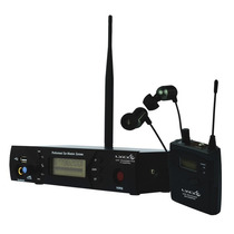 Monitor Sem Fio Ponto Eletrônico Para Musico Pe640 Lyco