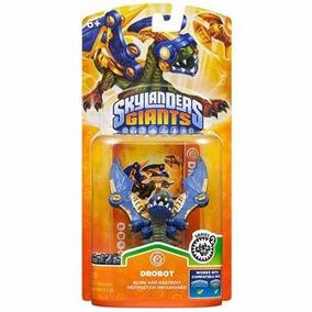 Novo Lacrado Boneco Skylanders Giants Drbot Serie 2
