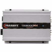Modulo De Potencia 2000 Watt Ts2000x4 2 Ohms Taramps + Frete