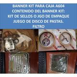 Banner Kit + Filtro Caja Dodge A604 Neon Mn Y Spirit