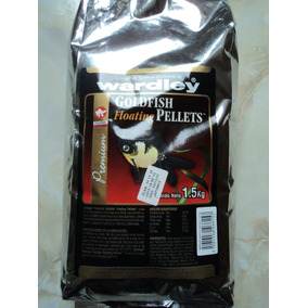 Wardley Goldfish Pellets 1.5kg