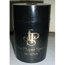 Lata Vacia Marquilla De 50 Cigarrillos John Player Special