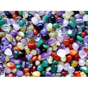 1/2kg 25 Pedras Preciosas Diferentes Atacado Promoção !