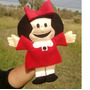 Mafalda Susanita Libertad Muñeca Titere De Mano Quino C/u