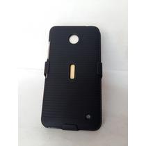 Clip Nokia Lumina 630 Dual Negro