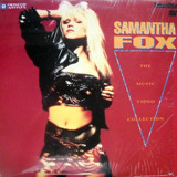 Samantha Fox - The Music Videos Collection - Laser Disc
