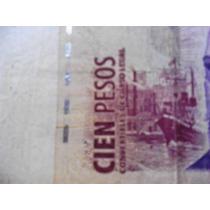 Lote 2 Billetes 100 Roca Convertibles