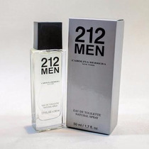 Perfumes Importados Baratos 212 Men 50 Ml