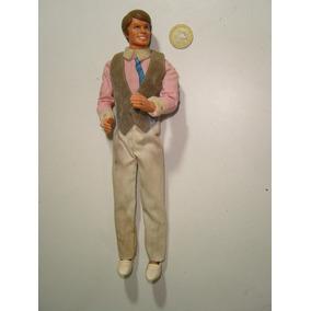 Vintage Figura Muñeco Ken De Barbie México 1968
