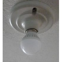 Foco Luz Led 7 W Bulbo Frío Cálido Ahorrador Ecológico Casa