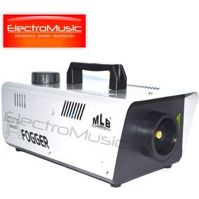 Maquina De Humo Mlb Ab900 W Control Remoto Inalambrico