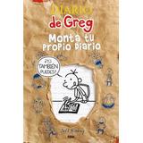 Diario De Greg, Monta Tu Propio Diario - Jeff Kinney