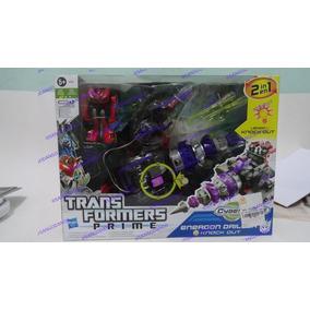 Transformers Prime - Knock Out E Energon Drill
