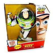Boneco Toy Story Buzz Lightyear 21 Falas Português Br690 - M