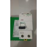 Interruptor Dr Bipolar 40a 30ma Schneider