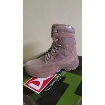 Bota Tactica Duty Gear Khaki Tipo 5.11 Uso Policiaco