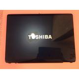 Carcasa De Display Y Bisel Toshiba Satellite L305 L305d