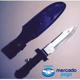 Cuchillo Supervivencia Con Con Anzuelo Y Fosforos