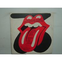 Rolling Stones Sucking In The Seventies Vinilo Americano