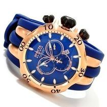Relógio Invicta 10831 Venom Reserve Azul E Rose Iv11