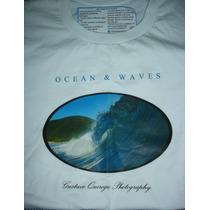 Franela De Algodon De Surf