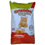 Alimento Balanceado Gruñon Para Gatos Bolsa X 8 Kg