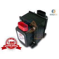 Auto Transformador D-power 2000 Watts Com Relé Térmico