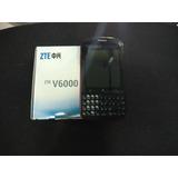 Telefono Celu Zte V6000 Solo Para Repuesto