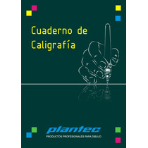Libro De Caligrafia Tecnica Iram - Marca Plantec - Caballito