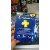 Playstation Plus 1 Año Plus 12 Meses Ps4 Psn Codigo American