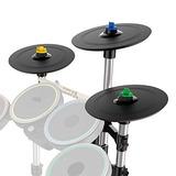 Rock Band Pro-4 Platillos Juego De Batería De E Envío Gratis
