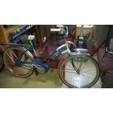 Bicicleta Antigua Monark 50s-60s