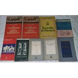 Lote 9 Novelas Y Teatro De Literatura Argentina.