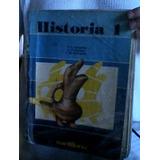 Historia 1 (1988) Editorial Santillana