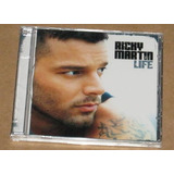 Ricky Martin Life (nuevo Sellado) - Emk