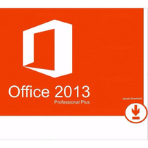 Office 2013 Pro Plus Fpp Portugues Original - 32/64 Bits