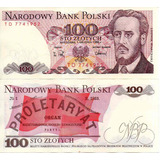 Billete De Polonia No Circulado Apo