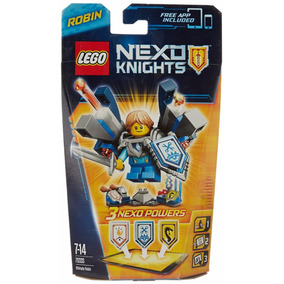 Lego Nexo Knights 70333 Ultimate Robin Original Educando