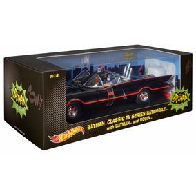 Hot Wheels Classic Tv Srs Batimovil C Batman Robin Bunnytoys
