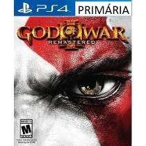 God Of War 3 Remastered Ps4 Original 1
